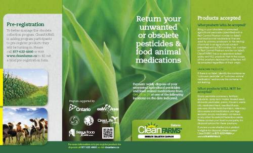 Clean Farms Brochure