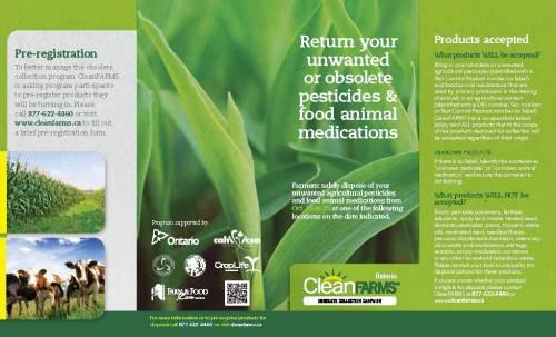 Clean Farms Brochure