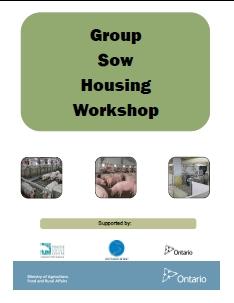 Sow Housing Workshop